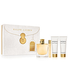 Ralph Lauren 4-Pc. Woman By Ralph Lauren Gift Set
