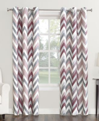 "Cade Thermal Lined Curtain 40"" x 63"" Panel"