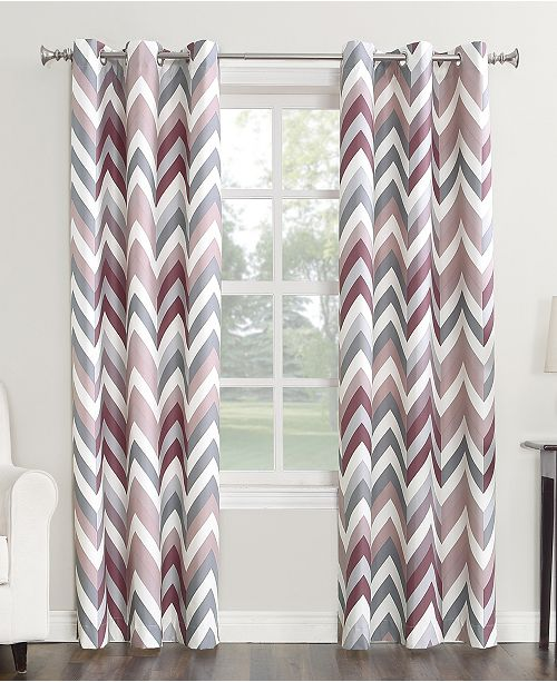 Cade Thermal Lined Grommet Curtain Panel Collection