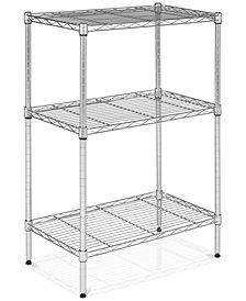 Sierra 3-Tier Mini Wire Shelves, Quick Ship