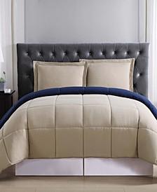 Everyday Reversible Full/Queen Comforter Set