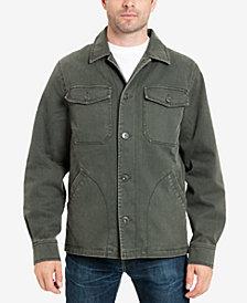 Lucky Brand Men's Fleece Lined Trucker Jacket