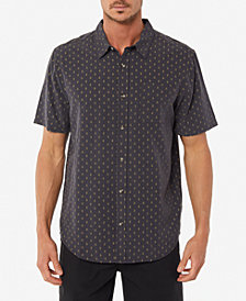Jack O'Neill Men's Home Grown Printed Pocket Shirt