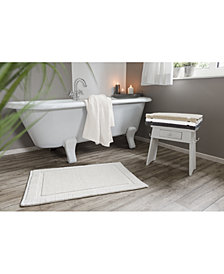 Grund Charleston Organic Cotton Bath Rug Collection