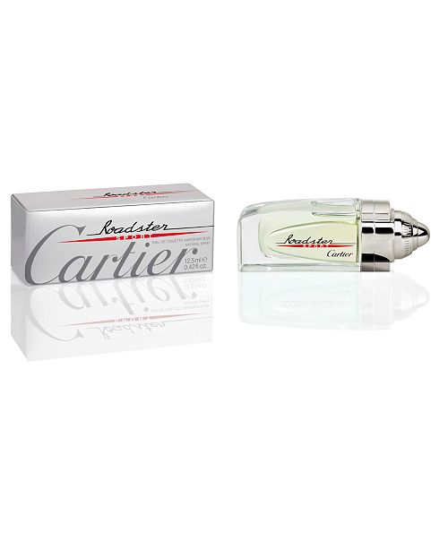 Cartier Receive a Deluxe Spray with $50 or more purchase from the Cartier Roadster fragrance collection