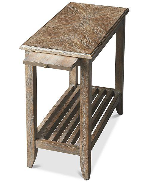 Butler Irvine Chairside Table