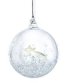 Swarovski Annual 2018 Edition Christmas Ball Ornament