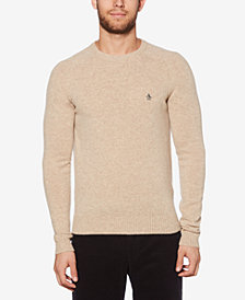 Original Penguin Men's Wool Sweater