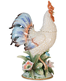 Fitz and Floyd Toulouse Rooster Figurine