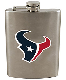 Memory Company Houston Texans 8oz Stainless Steel Flask