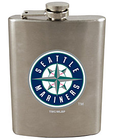 Memory Company Seattle Mariners 8oz Stainless Steel Flask