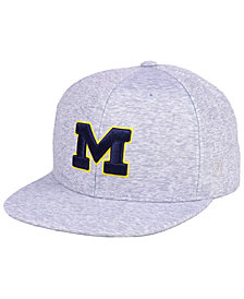 Top of the World Michigan Wolverines Solar Snapback Cap