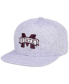 Top of the World Mississippi State Bulldogs Solar Snapback Cap
