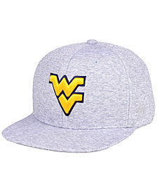 Top of the World West Virginia Mountaineers Solar Snapback Cap