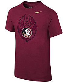 Nike Florida State Seminoles Icon T-Shirt, Big Boys (8-20)