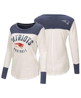 Touch By Alyssa Milano Womens New England Patriots Thermal Long