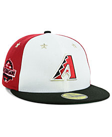 New Era Boys' Arizona Diamondbacks All Star Game w/Patch 59FIFTY FITTED Cap