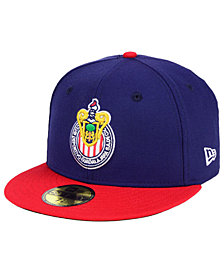 New Era Chivas Liga MX 59FIFTY FITTED Cap