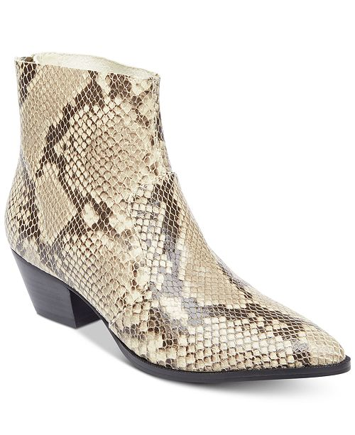 b3ce0389921 Steve Madden Women s Cafe Pointed-Toe Booties   Reviews - Boots ...