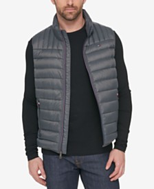 Tommy Hilfiger Men's Big & Tall Quilted Puffer Vest