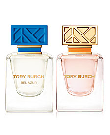 Choose your FREE Deluxe Mini with any $118 purchase from the Tory Burch fragrance collection