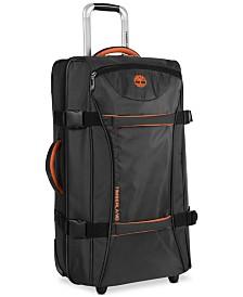 "Timberland Twin Mountain 26"" Wheeled Duffel Bag"