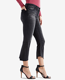 Lucky Brand Ava Skinny Cropped Jeans