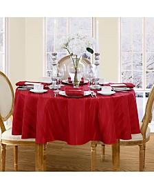 "Elrene Denley Stripe 70"" Round Tablecloth"
