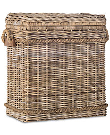 Sidonie Wicker Hamper, Quick Ship