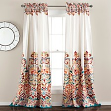 "Clara Room Darkening 52"" x 84"" Window Curtain Sets"