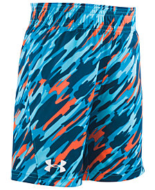 Under Armour Toddler Boys Printed Rig Boost Shorts