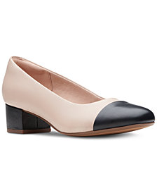 Clarks Collection Women's Chartli Diva Pumps