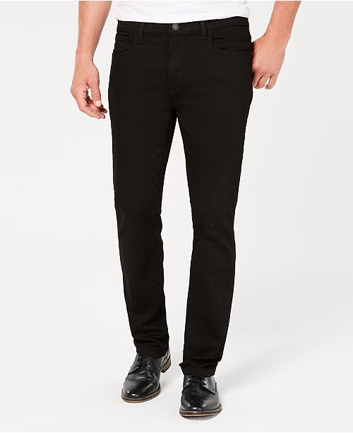 Tommy Hilfiger Men's Straight-Fit Stretch Jeans, Created for Macy's
