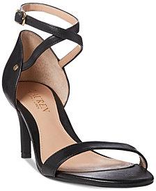 Lauren Ralph Lauren Glinda Dress Sandals