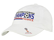 Top of the World France World Cup Champs Cap 2018