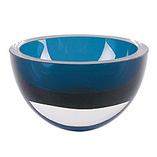Penelope Peacock Blue 6 Inch Bowl