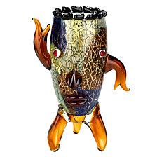 Face 13 Inch Vase