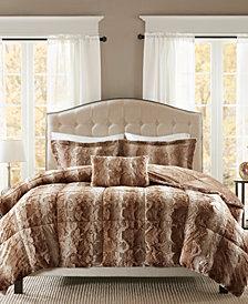 Madison Park Zuri 4-Pc. King Comforter Set