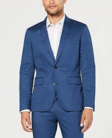 I.N.C. Men's Ultra-Slim Fit Stretch Twill Suit Jacket, Created for Macy's