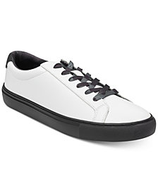 GUESS Men's Barette2 Lace-Up Sneakers