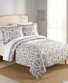 Modern Heirloom Dayton King Quilt Set