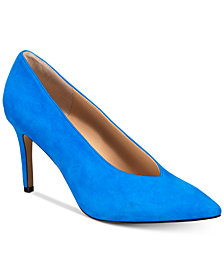 I.N.C. Women's Ciaran Pumps, Created for Macy's