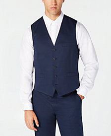 I.N.C. Men's James Classic Fit Vest, Created for Macy's