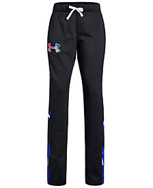 Under Armour Big Girls Armour Fleece Pants