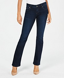 Natalie Mid-Rise Bootcut Jeans