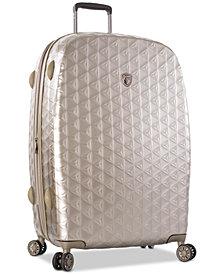"""Heys Motif Homme 30"""" Hardside Spinner Suitcase"""