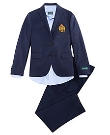 Lauren Ralph Lauren Big Boys Shirt, Jacket & Pants Separates