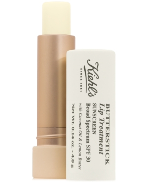 Kiehl's Since 1851 1851 Butterstick Lip Treatment Spf 30, 0.14-oz. In Clear