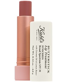 Kiehl's Since 1851 Butterstick Lip Treatment SPF 30, 0.14-oz.