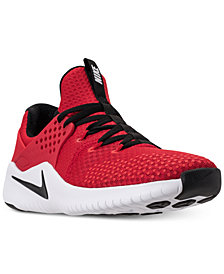 Nike Men's Free Trainer V8 Training Sneakers from Finish Line